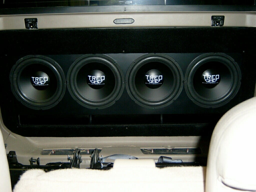 custom chrysler 300 subwoofer box  custom  free engine