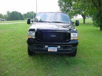TREO Engineering Ford Excursion Demo Vehicle