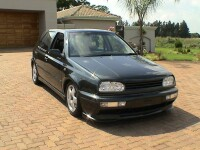 Ismail's Customized VW Golf III VR6