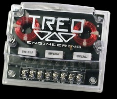 TREO TSX Component Speakers